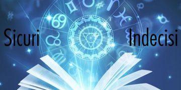 I segni zodiacali indecisi e quelli sempre sicuri: ecco cosa dicono le stelle