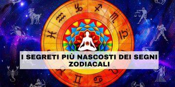 I segreti più nascosti dei segni zodiacali