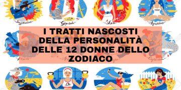 Zodiaco e personalità, i tratti nascosti dei segni