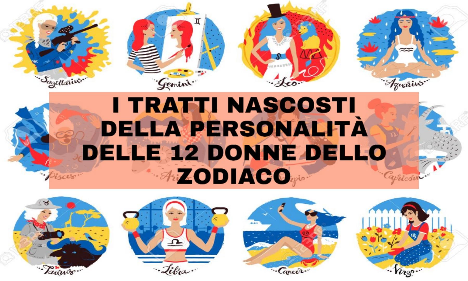 zodiaco e personalità