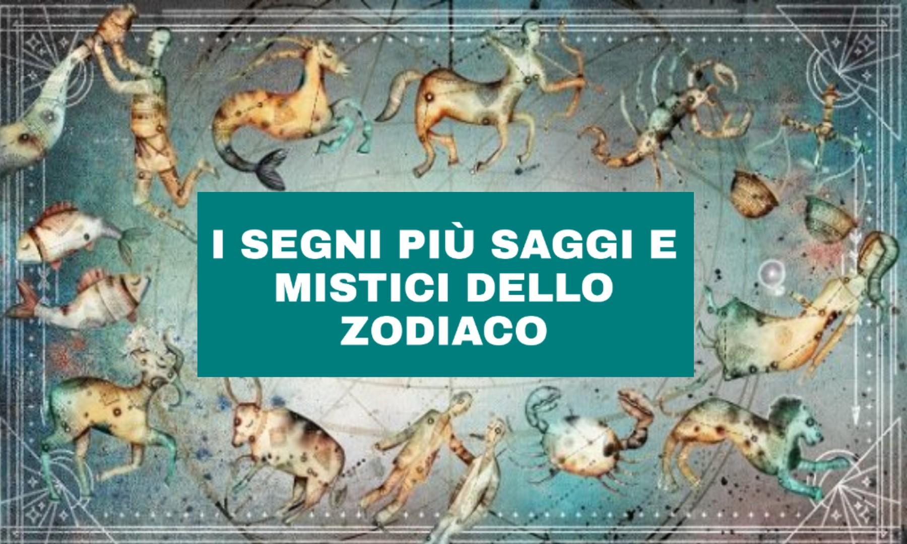 segni zodiacali saggi