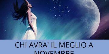 I tre segni zodiacali che avranno il meglio da questo novembre