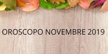 Oroscopo di novembre 2019: ascoltate la voce del vostro cuore