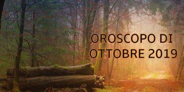 Oroscopo ottobre 2019: non abbiate paura della nuova strada