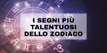 I segni zodiacali più talentuosi sono 5, ecco chi sono