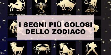 I segni golosi dello zodiaco: ecco chi sono