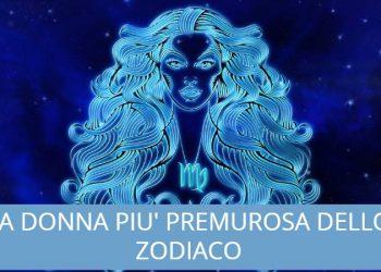 La Vergine è la donna più premurosa dello Zodiaco