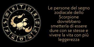 Le persone del segno zodiacale dello Scorpione: caratteristiche e personalità