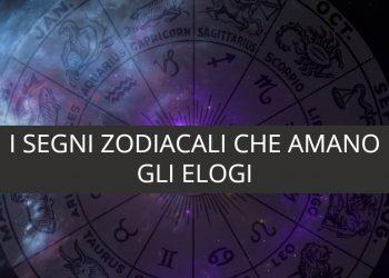 I 4 segni zodiacali che amano gli elogi