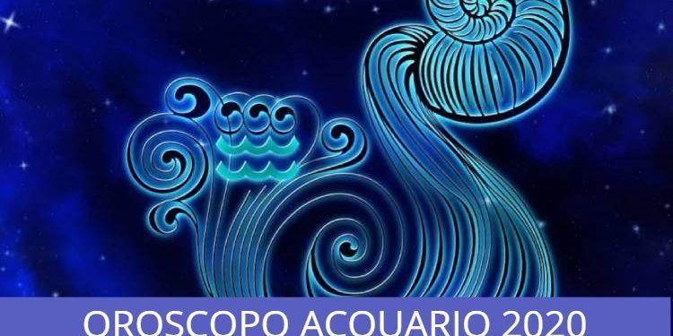 Oroscopo Acquario 2020: affrontate il tutto con grinta