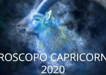 L'oroscopo del Capricorno per questo 2020 in arrivo, annuncia tante novità, di cui potrete godere solo se imparerete a mettere via il pessimismo che tanto vi contraddistingue.