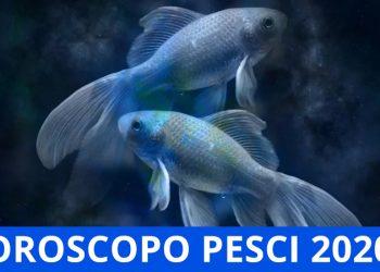 Oroscopo Pesci 2020 l'occasione per rimediare