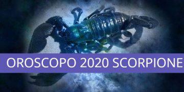 Oroscopo Scorpione 2020 benvenuti nell'anno delle sorprese