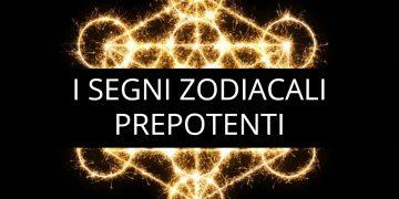 I segni zodiacali più prepotenti che vogliono controllare la vostra vita